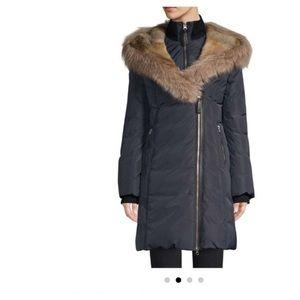 Mackage Trish-X Fur trim down parka